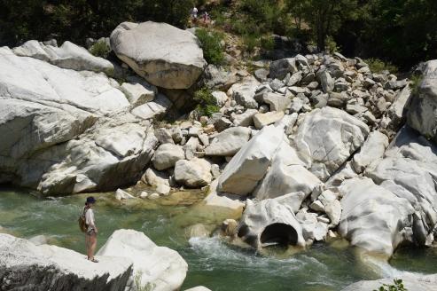 Yuba river, CA